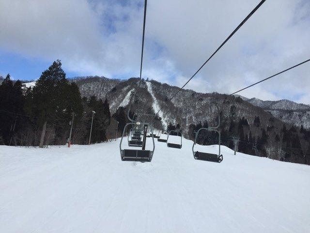 スターシュプール緑風リゾート ひだ流葉スキー場