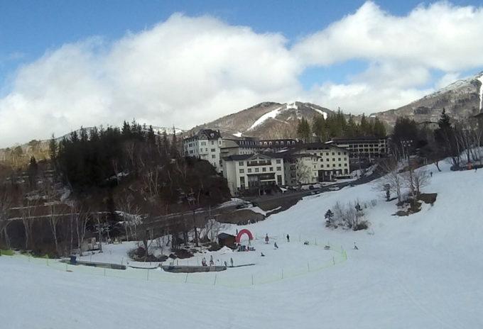 丸池スキー場