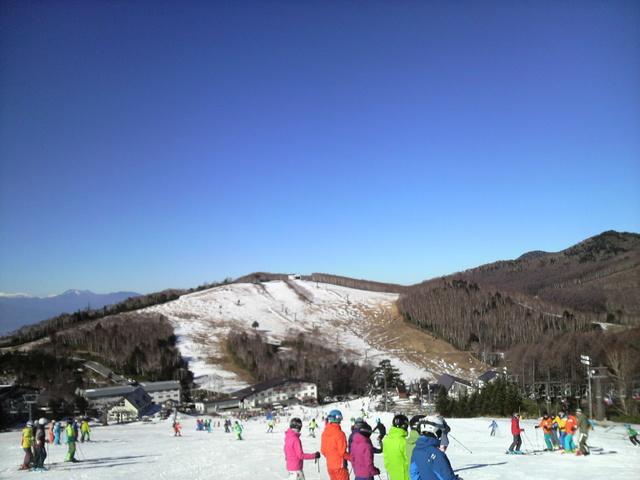 志賀高原統一初滑り・スキー場開き祭