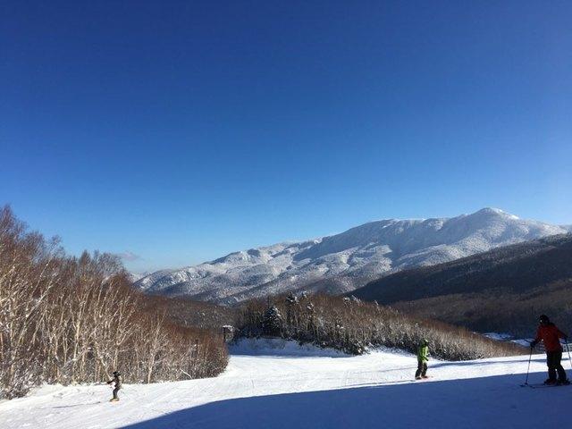 一の瀬山の神スキー場