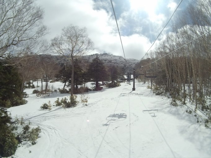 タンネの森 オコジョスキー場