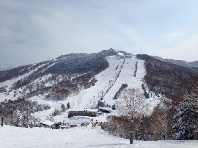 西館山スキー場