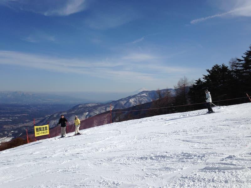 関東から車で行きやすいスキー場