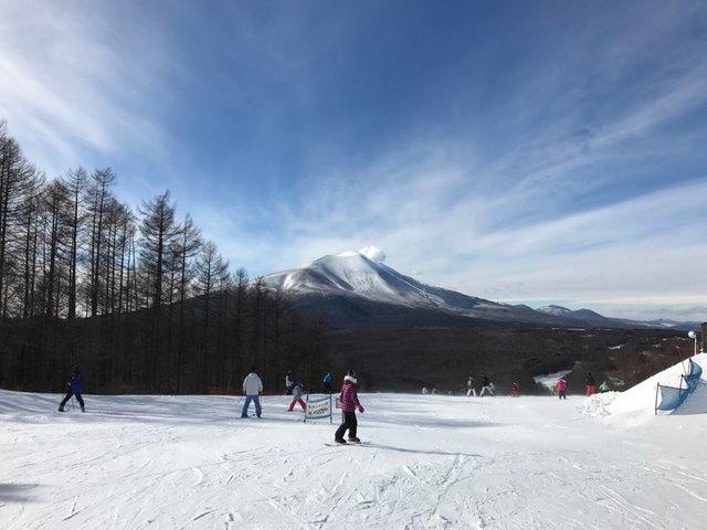 軽井沢スノーパーク