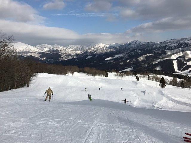 スノーウェーブパーク白鳥高原スキー場
