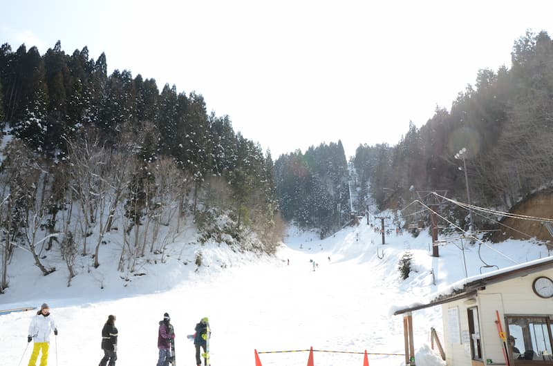 京都広河原スキー場