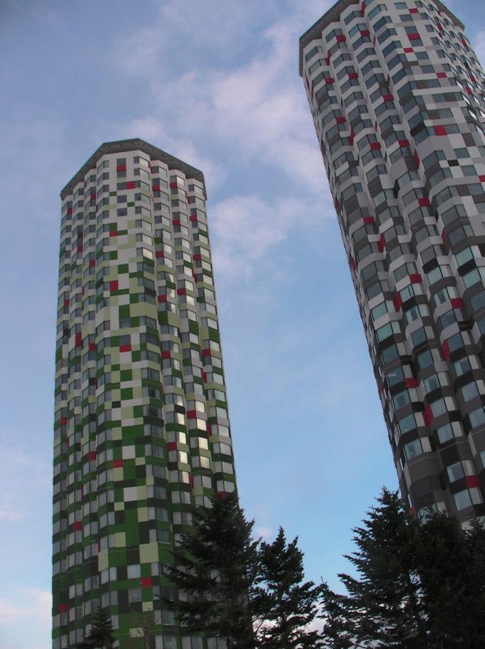 星野リゾート ザ・タワー