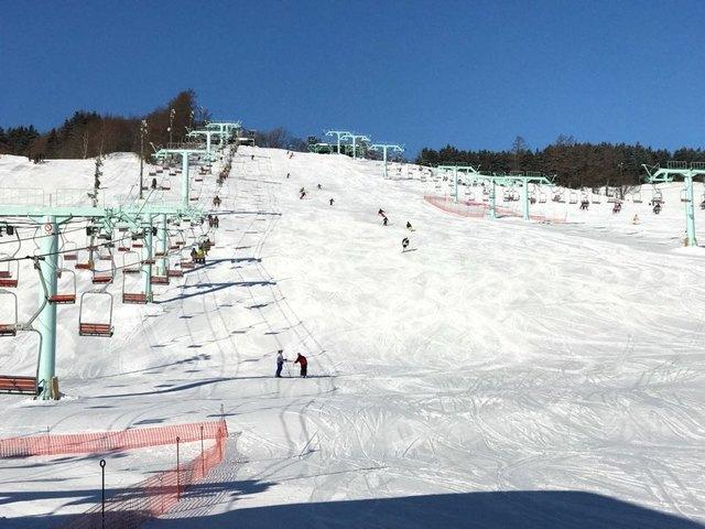 萩の山市民スキー場