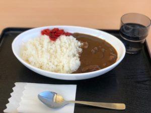 軽井沢プリンスホテルのカレーライス