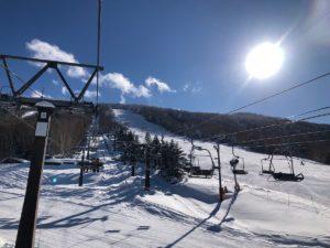 一の瀬スキー場