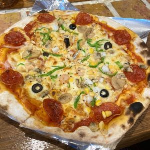 ルイスのピザ
