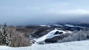 菅平高原スノーリゾートの雪質